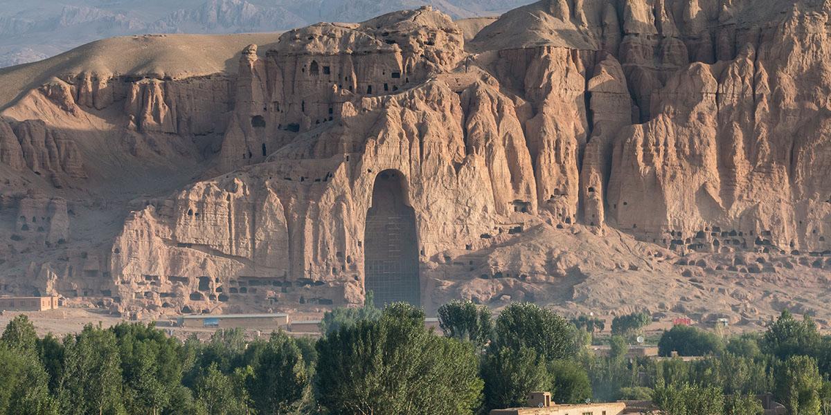 Boeddhabeeld van Bamiyan