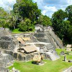 Maya Ruines Guatemala